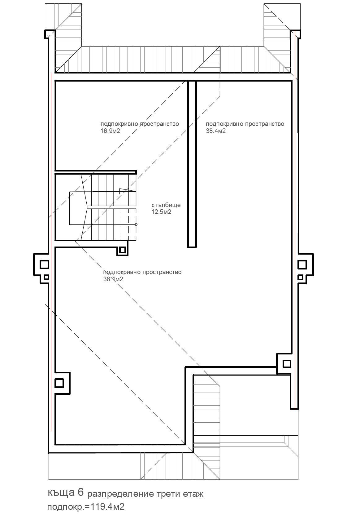 схема на ел инсталация на къща